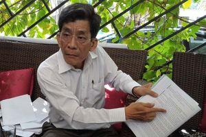 Dân Thủ Thiêm mất đất muốn đối thoại với Bộ Xây dựng