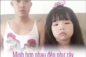 Cặp bố con triệu view khiến Tài Smile muốn buông mix qua ca khúc 'Em gái mưa'