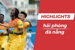 Highlights Đức Chinh U23 ghi bàn, Đà Nẵng vẫn thua kịch tính