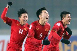 Kết quả bốc thăm VCK Asian Cup 2019: ĐT Việt Nam khó thở