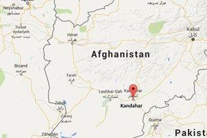 Phiến quân tấn công đồn cảnh sát Afghanistan, 5 người thiệt mạng