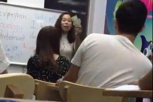 Giáo viên mắng học sinh 'mặt người, óc lợn': 'Cứ ném đá thoải mái'