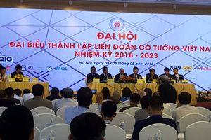 Ông Phạm Hoàng Dương làm Chủ tịch Liên đoàn Cờ tướng Việt Nam