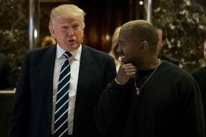 Kanye West và Mike Tyson được tổng thống Trump mời đến Nhà Trắng