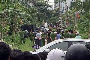 Bàng hoàng nguyên nhân sát hại nam sinh viên, phi tang trong bụi chuối