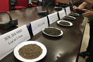 Quá trình trộn phế phẩm cà phê với pin diễn ra như thế nào?