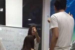 Góc nhìn khách quan về vụ việc giáo viên tiếng Anh văng tục, chửi học viên