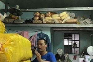 Hơn 3,7 tấn chà bông gà không rõ nguồn gốc xuất xứ bị bắt giữ ở Đà Nẵng