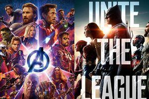 'Avengers: Infinity War' - 10 năm cho thành công của MCU và những điều mà DCEU cần học tập