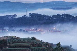 Đi Đà Lạt, bạn từng qua đêm sống nơi bồng lai trên đồi Thiên Phúc Đức?