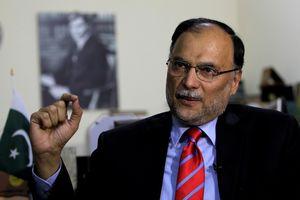 Bộ trưởng Nội vụ Pakistan thoát chết trong vụ mưu sát