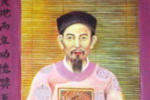 Chuyện tể tướng quỳ gối tạ tội thầy Chu Văn An