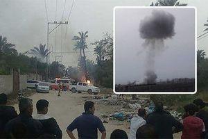 Quân đội Israel phủ nhận liên quan đến vụ nổ tại Dải Gaza