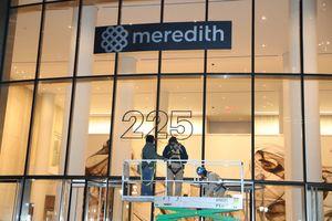 150 người quan tâm tới các đầu báo của Meredith
