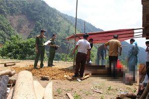 Điều tra nghi án nam thanh niên sát hại 4 người rồi đốt nhà ở Cao Bằng