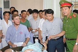 Danh tính các nạn nhân trong vụ tai nạn xe khách ở Hà Tĩnh