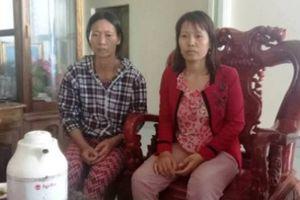 Hai nữ sinh lớp 9 mất tích xuất hiện tại Hà Nội