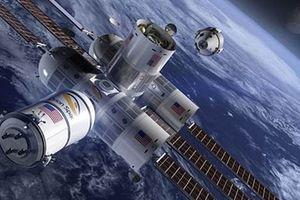 Đại lý du lịch vũ trụ đầu tiên trên thế giới ra mắt năm 2021