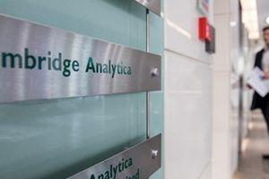 Cambridge Analytica không phá sản như tuyên bố