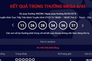 Xổ số Vietlott: Sau người Hà Nội trúng hơn 300 tỷ đồng, giải Jackpot 18,1 tỷ đồng vô chủ