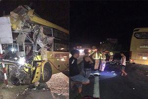 Đâm xe kinh hoàng tại Hà Tĩnh: 14 người thương vong, nhiều người chưa hết bàng hoàng