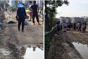 Bắc Giang: Phát hiện thi thể cô gái trẻ tử vong tại ao nước