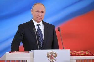 Tổng thống Putin: 'Nước Nga và con người Nga vẫn mạnh mẽ như phượng hoàng'