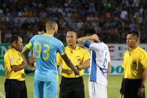Trọng tài Nguyễn Văn Kiên dính sự cố từ hạng Nhất đến V.League, từng bị 'dọa giết'