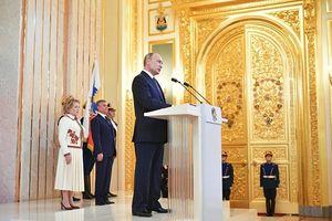 Vén màn bí mật 'đường đến Kremlin' của Tổng thống Putin