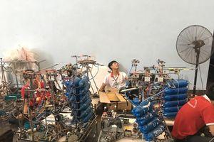 Vòng chung kết cuộc thi sáng tạo Robot Việt Nam năm 2018 sẽ diễn ra 6 ngày tại Vĩnh Phúc