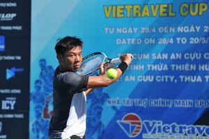 Hoàng Nam thua trận chung kết F1 Futures trước tay vợt 16 tuổi