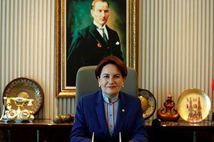 Thổ Nhĩ Kỳ: 'Người đàn bà thép' thách thức ông Erdogan