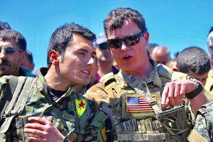 Chính phủ Syria 'nóng mắt' với lực lượng người Kurd
