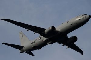 Máy bay do thám Mỹ bay gần biên giới Nga
