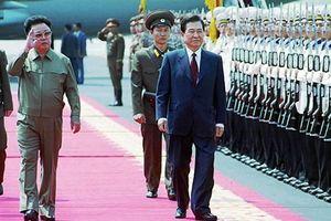 Thăng trầm hai lần gặp thượng đỉnh Hàn-Triều