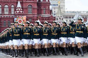 Nga rầm rộ chuẩn bị cho lễ duyệt binh kỷ niệm 73 năm ngày Chiến thắng