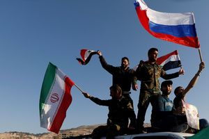 Phương Tây đang 'yếu thế' trước Syria và lực lượng đồng minh