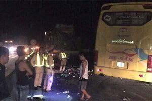 Danh sách nạn nhân vụ tai nạn kinh hoàng giữa xe khách và container