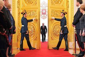 Nhìn lại các lễ nhậm chức Tổng thống Nga tại Điện Kremlin