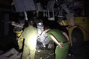 Xác định nguyên nhân ban đầu vụ tai nạn kinh hoàng ở Hà Tĩnh