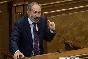 Quốc hội Armenia bầu ông Nikol Pashinyan làm Thủ tướng
