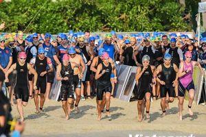 Hơn 1.600 VĐV từ 56 quốc gia tranh tài Ironman tại Đà Nẵng