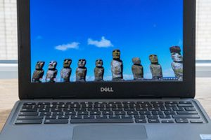 Dell Chromebook 5190: Chromebook giá rẻ, pin trâu