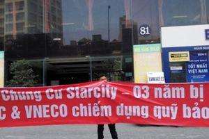 Cư dân Starcity vỡ mộng về chung cư 'thành phố sao'