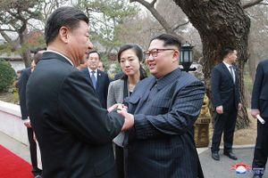 Ông Kim Jong-un bất ngờ thăm Trung Quốc lần 2?