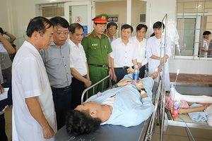 Phó Thủ tướng yêu cầu khắc phục hậu quả vụ tai nạn nghiêm trọng tại Hà Tĩnh