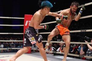 'Thần đồng võ thuật' Nhật Bản tung đòn khó tin, thắng trận thứ 30