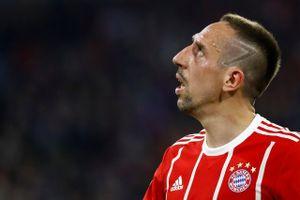 Bayern Munich bất ngờ giữ Ribery thêm 1 năm