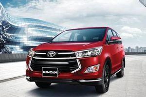 Bảng giá xe Toyota tháng 5/2018, ưu đãi cho xe Innova