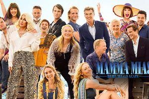 'Mamma Mia! Yêu lần nữa': Bạn đã sẵn sàng ôn lại chuyện xưa với âm nhạc, khiêu vũ, tiếng cười và tình yêu?
